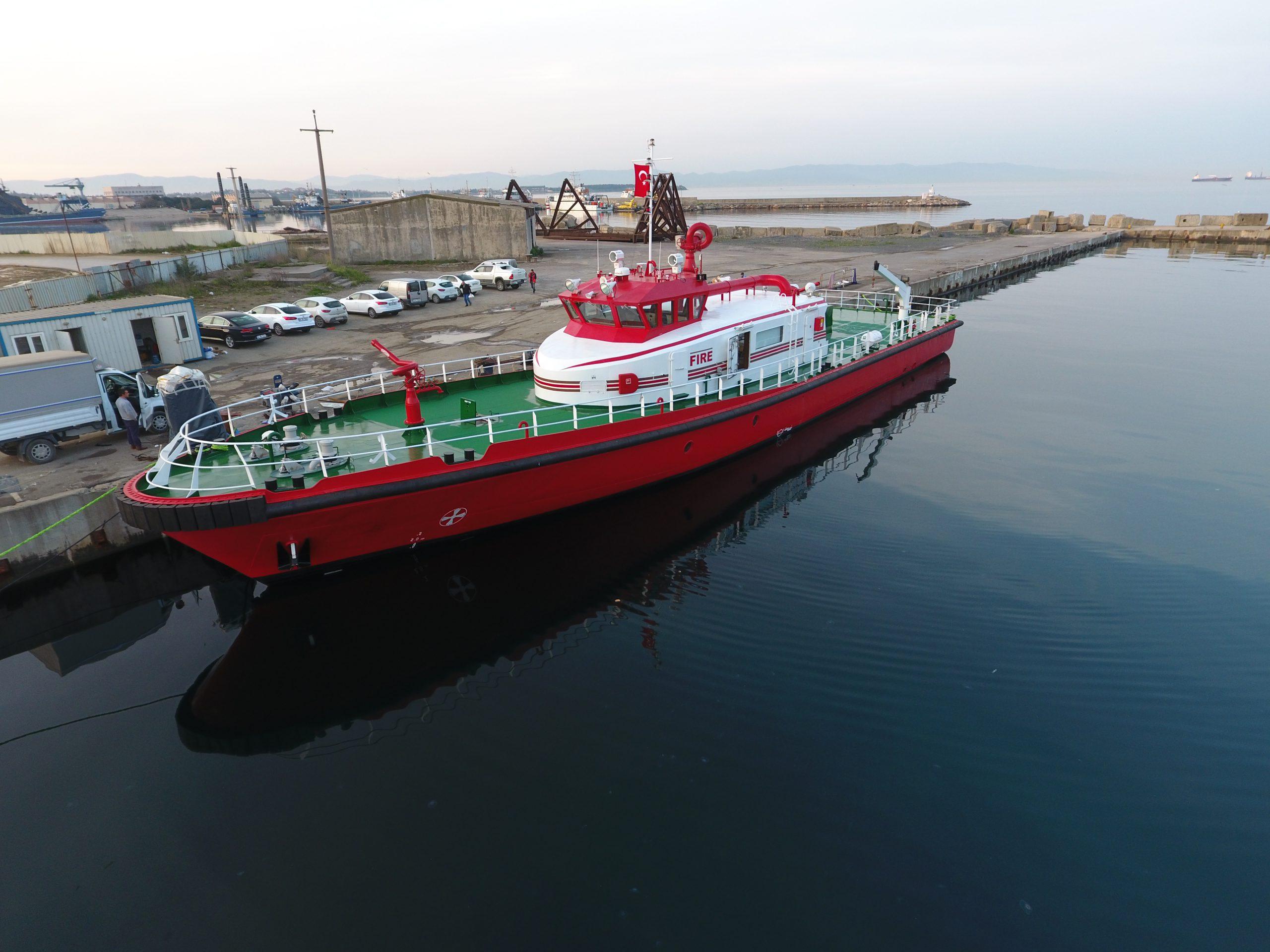 36m Fire Fighting Vessel Nova FFX360