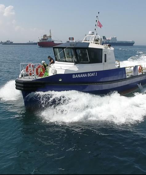 18m Support Utility Vessel Nova CTX 180
