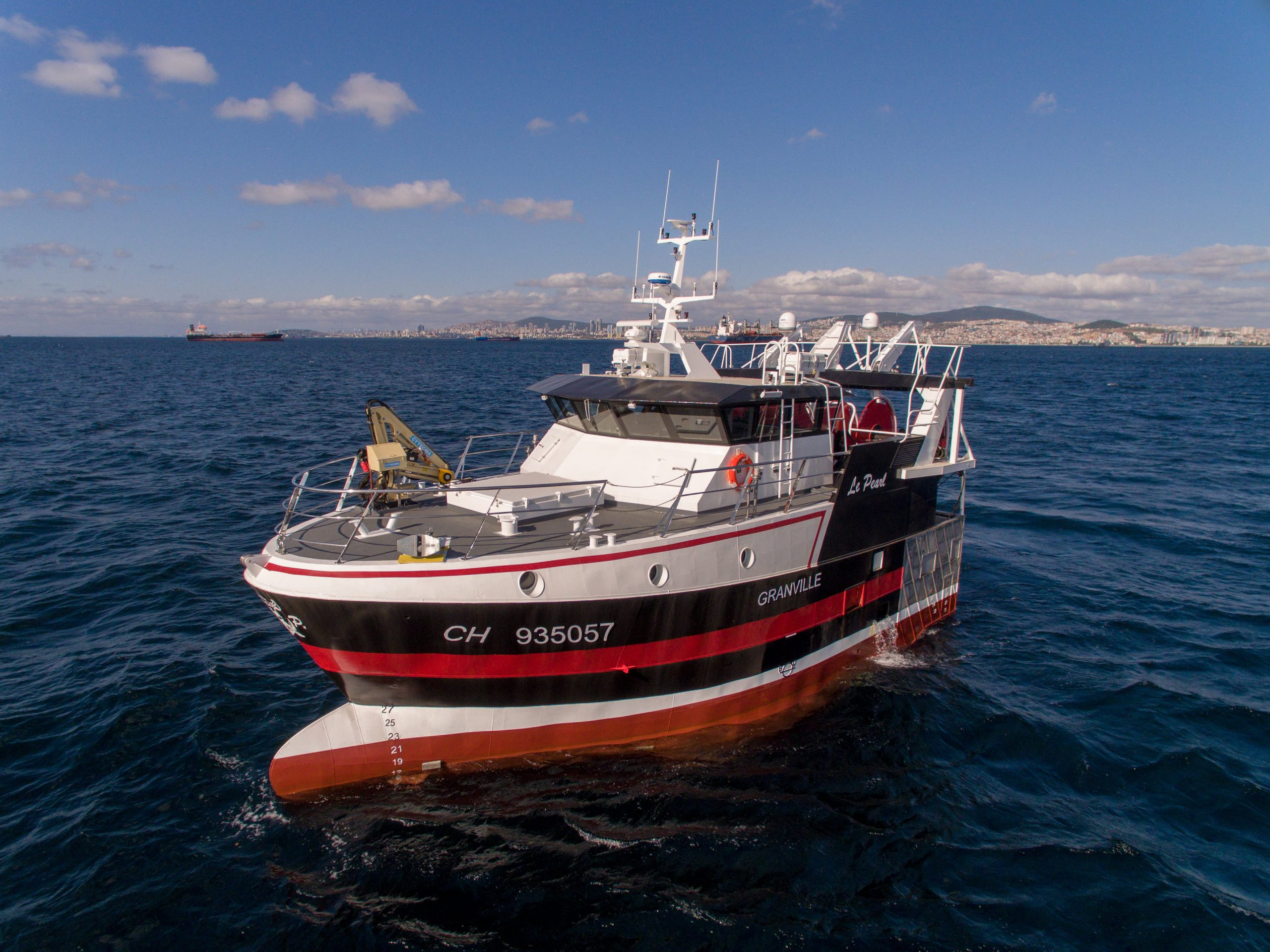 Nova FVT160 – Fishing Trawler